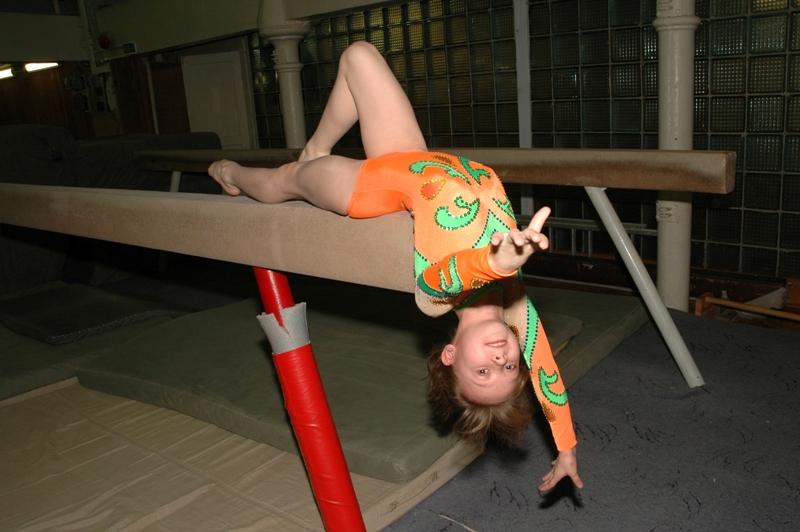 Фотогалерея -Спортивная гимнастика -Овчарова Юлия.