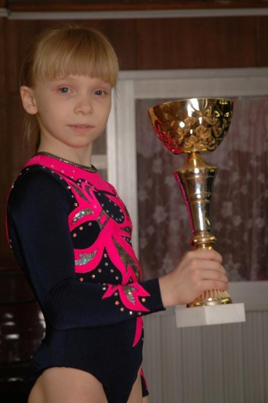 Фотогалерея -Спортивная гимнастика -Недовесова Арина.